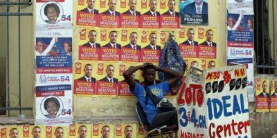 Haití cierra hoy la campaña electoral sin un claro favorito a ganar comicios