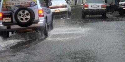 Vaguadas generarán fuertes aguaceros