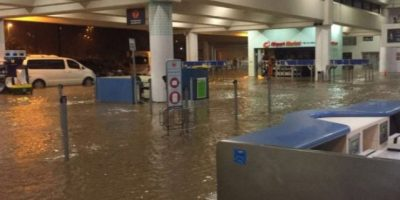 Se reanudan operaciones aeropuerto Puerto Plata tras cierre por inundaciones