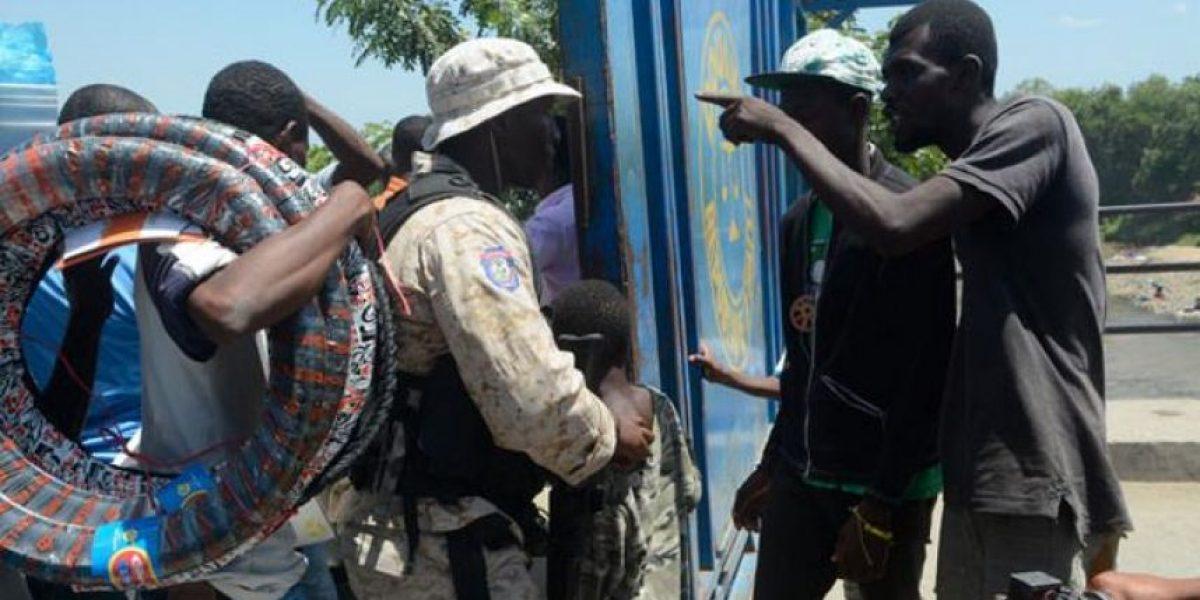 Haití anuncia el cierre de su frontera por elecciones del domingo