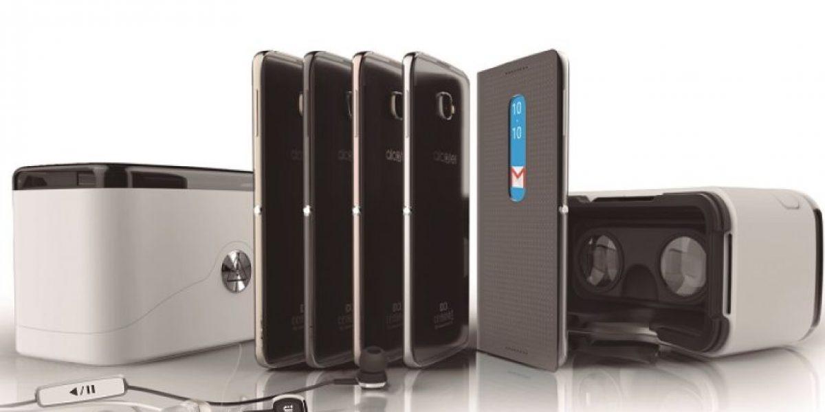 Un móvil que apuesta a la realidad virtual