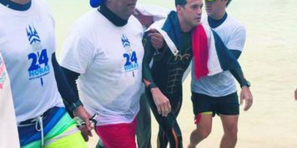 Eduardo Canela hizo historia en 24 horas