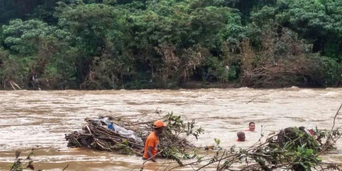 Defensa Civil encuentra cuerpo de niño cayó en río Soco