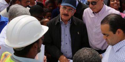 Medina presenta proyecto desarrollo sostenible presa Sabana Yegua, en Azua