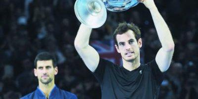 Murray cierra como número uno de la ATP