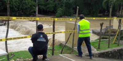 Evalúan centros educativos afectados por inundaciones para su reparación