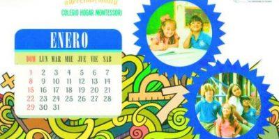 Adosid dedica calendario 2017 a la inclusión escolar