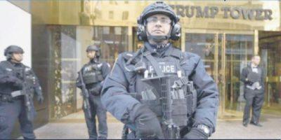 La nueva vida de Donald Trump: atrincherado en su torre de Manhattan