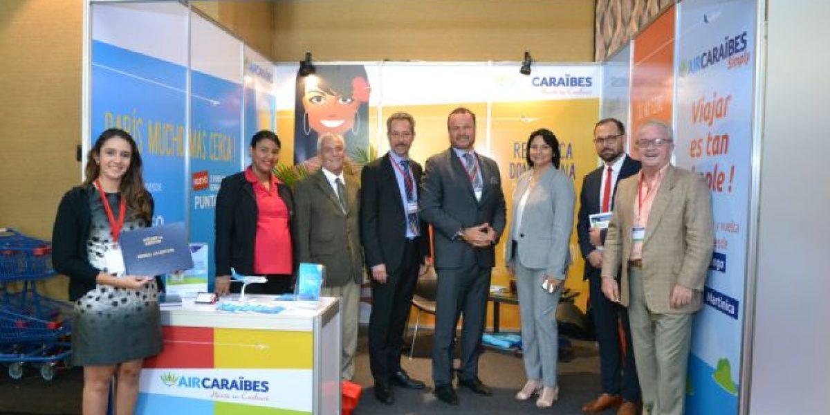 #TeVimosEn: Air Caraïbes en la Semana de Francia