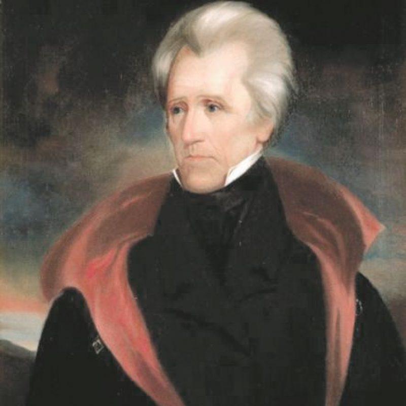 Andrew Jackson (1829-1837): el séptimo mandatario tenía US$131 millones