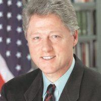 Bill Clinton: (1993-2001): presidente 42º, su fortuna es de US$75 millones