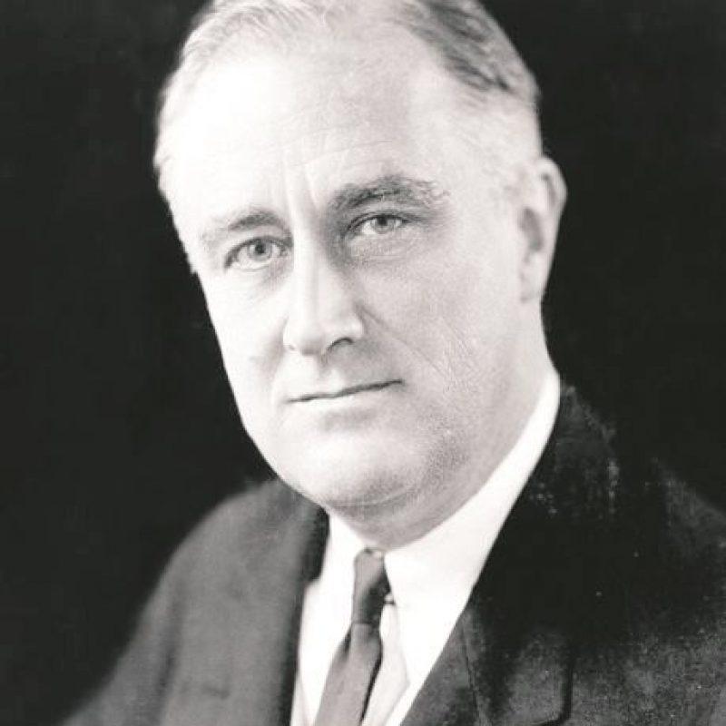 Franklin Roosevelt (1933-1945):mandatario 32º, poseía US$66 millones