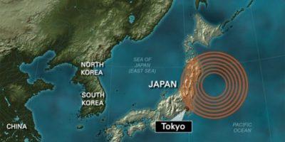 Fukushima: alerta de tsunami tras  terremoto de magnitud 7.3