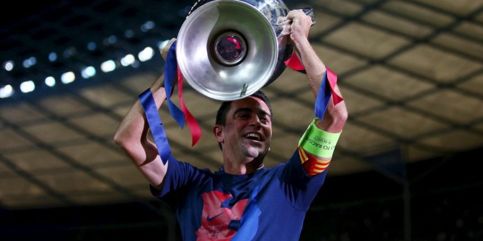 Xavi – 5 veces seleccionados Foto:Getty Images