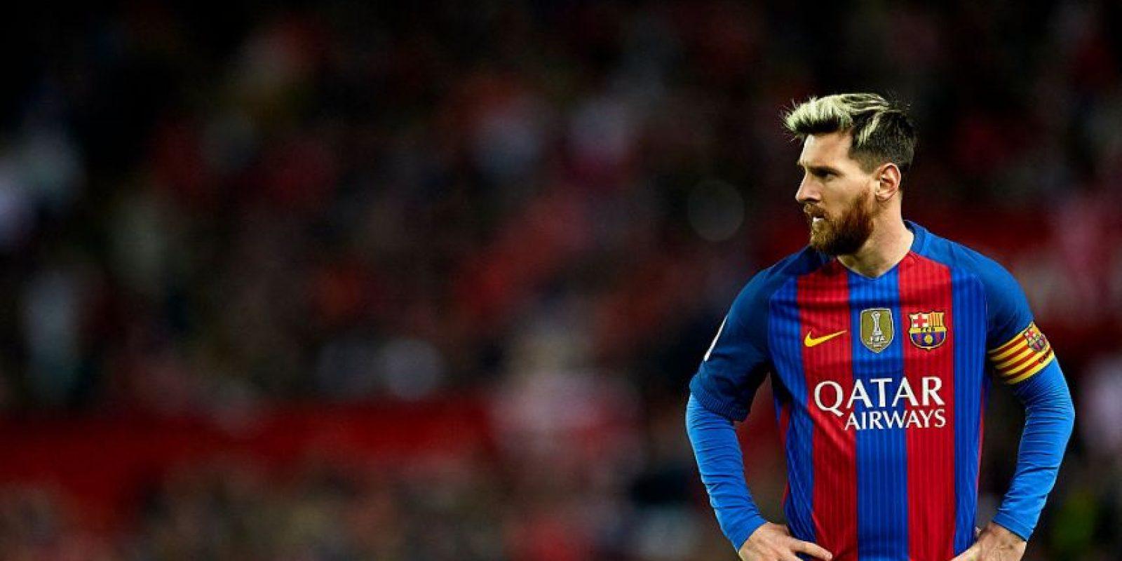 Lionel Messi – 7 veces seleccionado Foto:Getty Images
