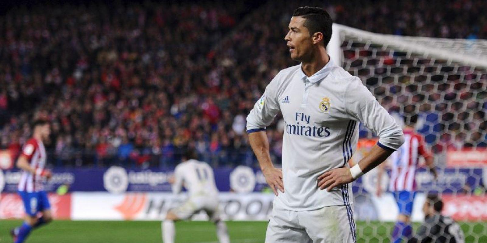 Cristiano Ronaldo – 10 veces seleccionado Foto:Getty Images