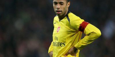 Thierry Henry – 5 veces seleccionado Foto:Getty Images