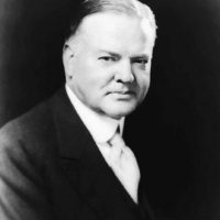 Herbert Hoover (1929-1933): mandatario 31º y tenía US$82 millones