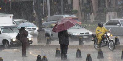 Lluvias continuarán afectando gran parte del país