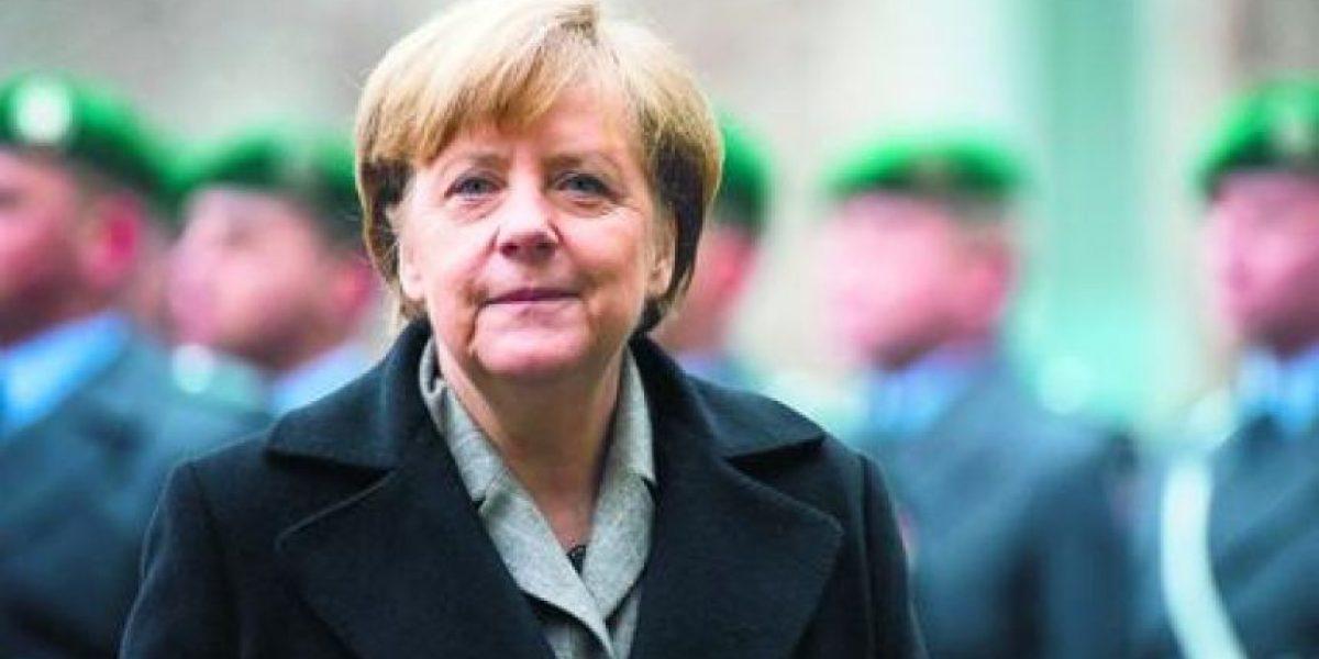 Angela Merkel irá por su cuarto mandato