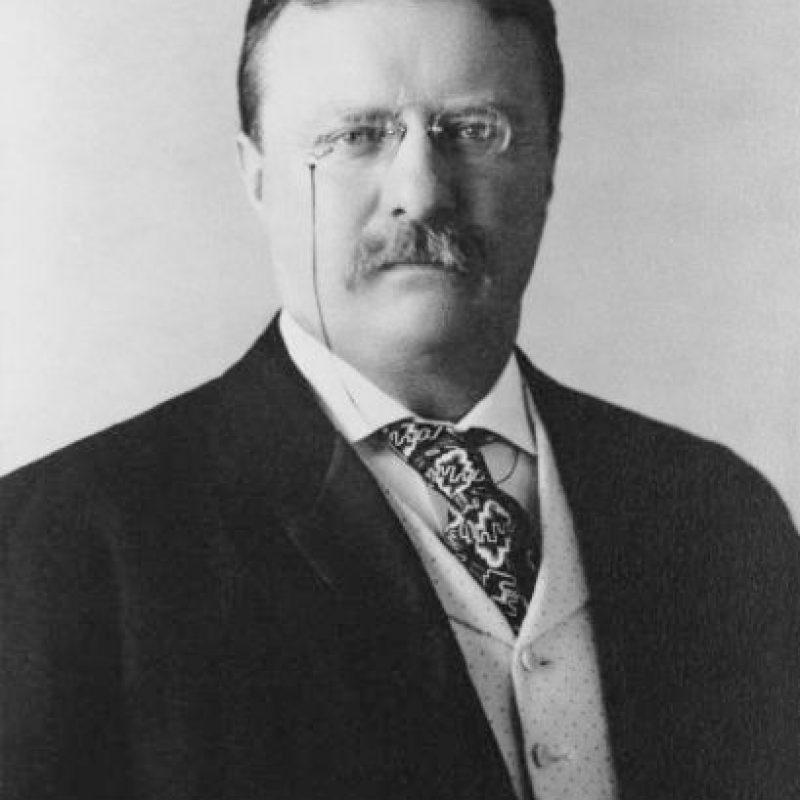 Theodore Roosevelt (1901-1909): presidente 26º poseía US$138 millones