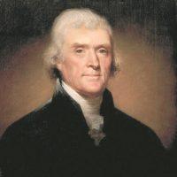 Thomas Jefferson (1801-1809): tercer presidente con una fortuna de US$234 millones