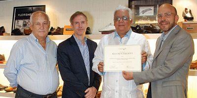 #TeVimosEn: Premio por 107 pares de Florsheim