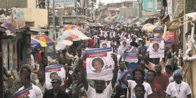Haití entre en lento proceso de conteo