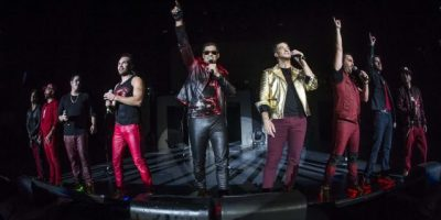 Menudo Manía Forever vuelve a causar histeria en concierto