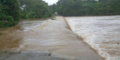 Lluvias en Montecristi obligan evacuación de 4,250 personas