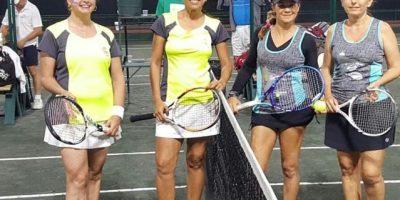 Temerarias y Match Point ganan en torneo de tenis La Bocha