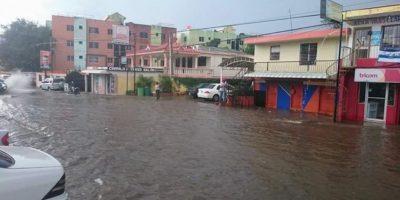 Más de nueve mil desplazados por lluvias