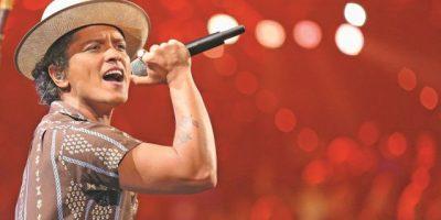 Bruno Mars: El rey midas de la música contemporánea
