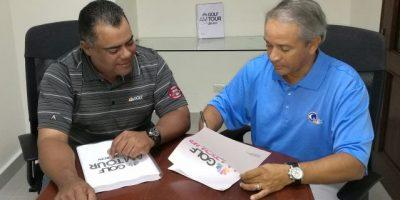 Golf Channel AM Tour y Medios Fiebre de Golf firman acuerdo