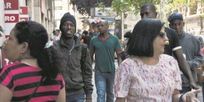 Haitianos utilizan a RD como puente para llegar a Chile