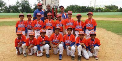La Javilla, campeón torneo del Distrito Nacional en categoría 7-8 años