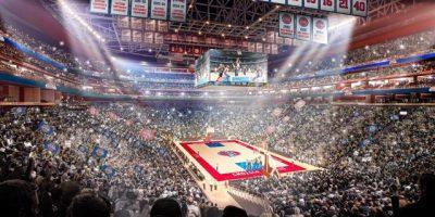 Los Pistons volverán a jugar en la ciudad de Detroit 29 años después