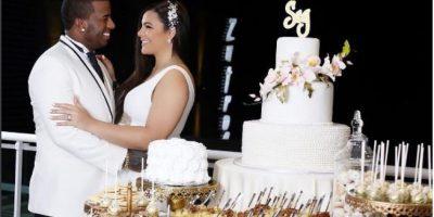 Crazy Design y Sandra Berrocal contraen matrimonio