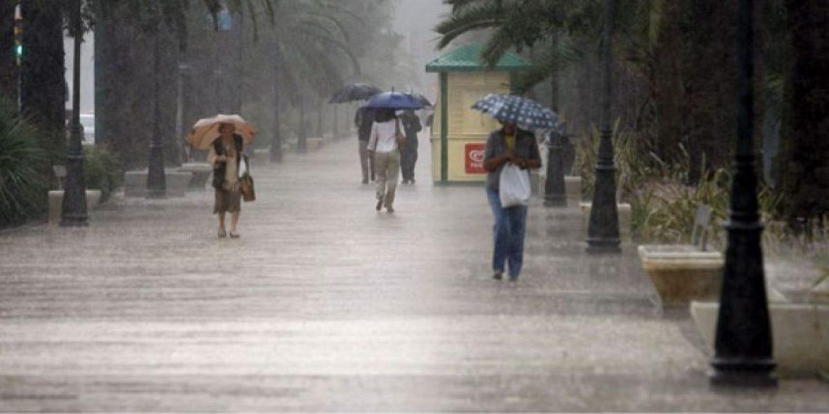 Frentes fríos afectarán México, Centroamérica y R.Dominicana