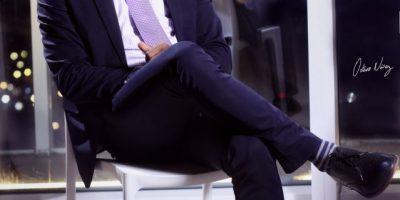 Luis Sena representa al país en competencias de emprendedores