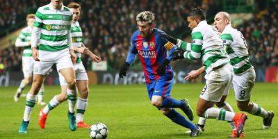 Messi vuelve a ser el héroe    del Barcelona