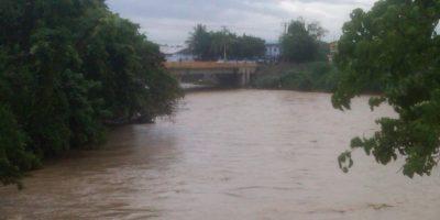 COE: más de 14 mil desplazados por lluvias