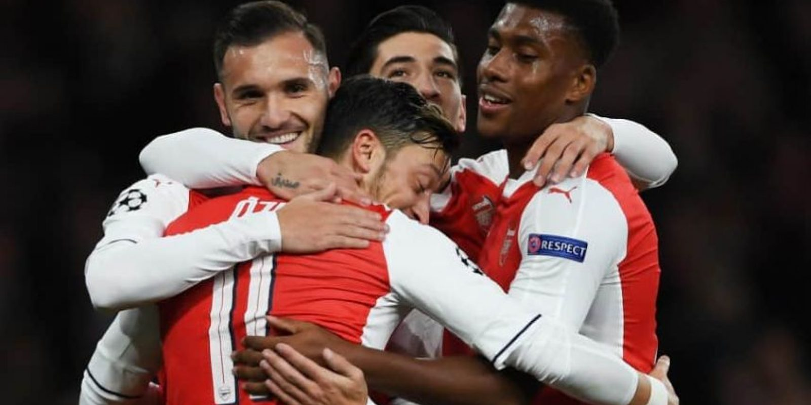 Arsenal (Grupo A) Foto:Getty Images