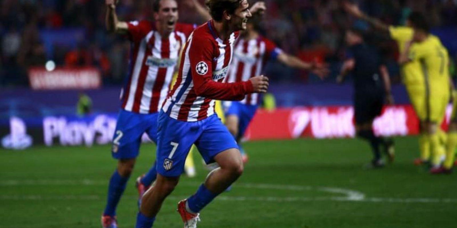 Atlético de Madrid (Grupo D) Foto:Getty Images