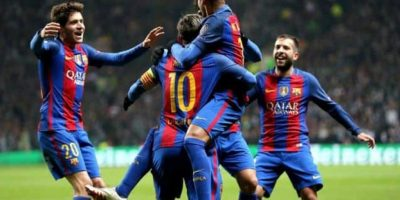 Barcelona (Grupo C) Foto:Getty Images