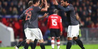 Bayern Munich (Grupo D) Foto:Getty Images
