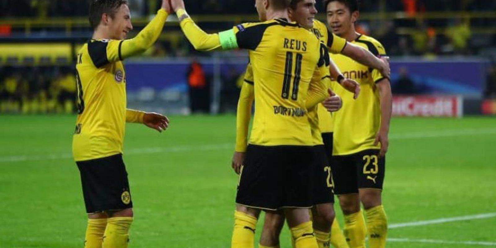 Borussia Dortmund (Grupo F) Foto:Getty Images