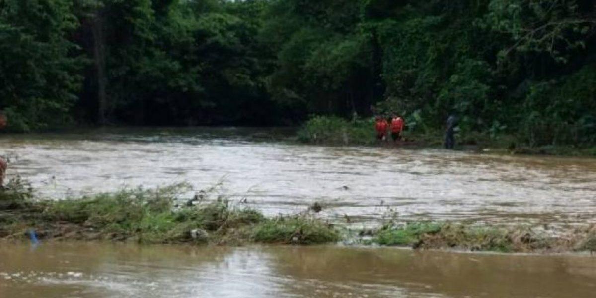 Recuperan cadáver de menor en aguas del Río Hayabo en Villa Tapia