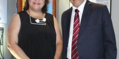 """Inauguran Exposición """"Huchi Lora: 50 años de periodismo"""""""