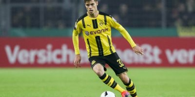 Julian Weigl (volante de contención) – Borussia Dortmund Foto:Getty Images